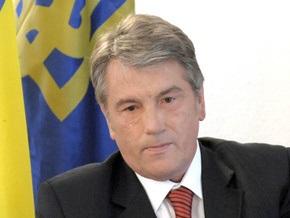 Ющенко отправляется с первым официальным визитом в Бельгию