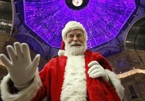Пентагон будет наблюдать за передвижением Санта-Клауса по планете