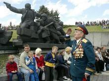 В День Победы по Крещатику пройдут ветераны и Ющенко
