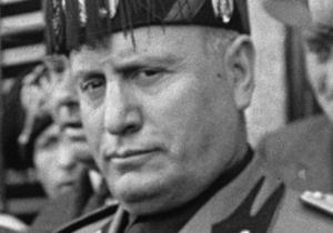 Тайные записи Муссолини будут обнародованы