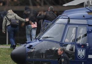Немецкая полиция раскрыла новые детали дела группировки неонацистов, основатели которой покончили с собой