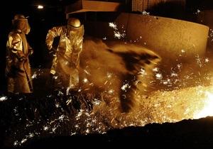 Предприятия металлургии вчетверо увеличили платежи в госбюджет Украины