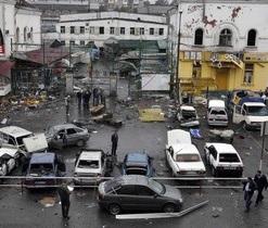 Спецслужбы РФ установили личность смертника, совершившего теракт в центре Владикавказа