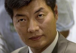 В Индии состоялась инаугурация нового лидера Тибета