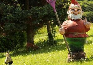 Шесть соток в Германии: мой сад - моя крепость