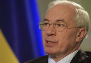 Азаров признался, что получает   громадное удовольствие   от чтения Шевченко