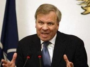 Схеффер: Отношения с Россией слишком важны для НАТО, чтобы ими пренебрегать