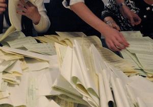 В Черкасской области кандидат хотел съесть протокол избирательной комиссии