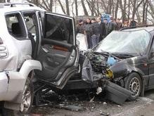 На одесской трассе столкнулись три автомобиля: погиб 4-летний ребенок