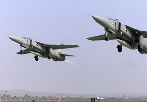 Индия прекратила полеты МиГ-27