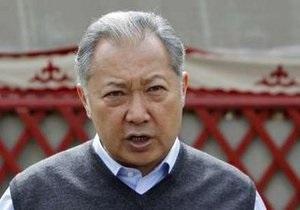 Временное правительство Кыргызстана просит мировое сообщество заблокировать счета Бакиева