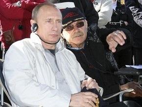 Никита Михалков: Господь послал нам Путина
