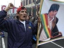 В Боливии начались переговоры между правительством и оппозицией