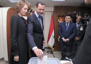 В Сирии завершился референдум по новой конституции. В столкновениях погибли около 30 человек