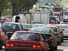 Киевские пробки: В столице определили 78 проблемных точек