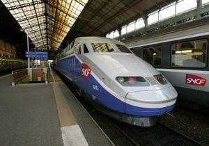 Во Франции машинист скоростного поезда забыл вовремя остановиться: пассажиры проехали лишних 90 км