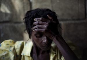 Число жертв холеры на Гаити превысило две тысячи человек