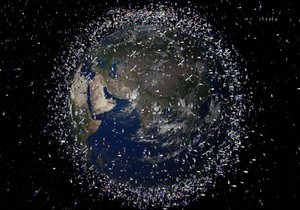 Новости науки - новости космоса: ESO хочет убрать с орбиты два крупных  мертвых  спутника