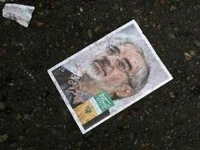 Власти Ирана арестовали около ста оппозиционеров