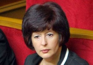 Лутковская приняла присягу омбудсмена под крики Ганьба