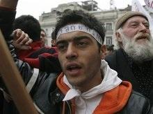 В Тбилиси собирается митинг оппозиции: Миша, мы пришли