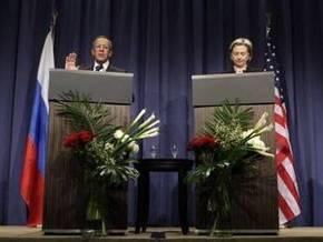 О чем договорились Лавров и Хиллари Клинтон