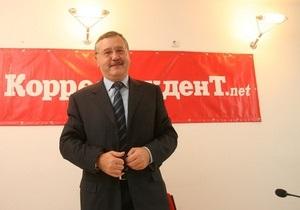 Гриценко: Мы пойдем на выборы там, где есть надежные люди