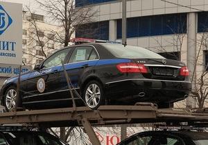 Полиция Чечни обновит автопарк, купив 15 Mercedes Е350