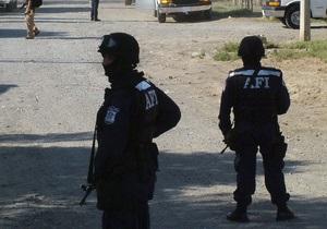 На границе Мексики и США обнаружили туннель наркомафии