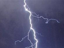 В Белгороде молния убила человека
