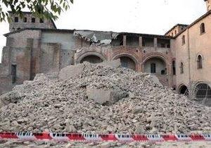 Землетрясение на севере Италии: число жертв возросло до пяти
