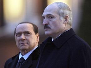 В Беларуси визит Берлускони восприняли как жест поддержки Минска на международной арене