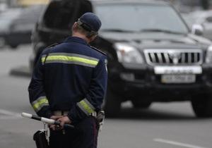 В Киеве за вчерашний день ГАИ составила 199 протоколов за превышение скорости