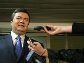 Отец регионов. Интервью с Виктором Януковичем