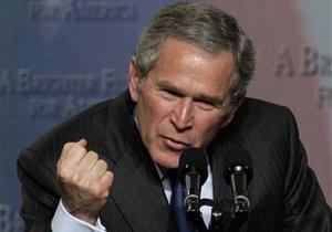Администрация Буша рассматривала вариант силового вмешательства в югоосетинский конфликт