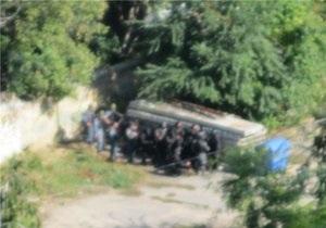 Милиция завершила штурм здания в Одессе, где скрывались убийцы правоохранителей