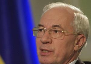 Азаров назвал виновных в повышении тарифов на коммунальные услуги