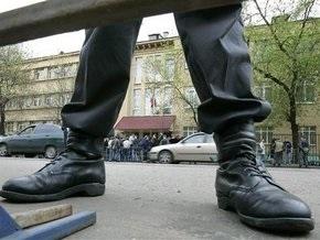 ОМОН блокировал московские Лужники в поисках контрафакта