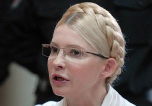 Тимошенко заявила отвод Кирееву сразу после начала судебного заседания