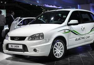 Глава Ростехнологий стал первым покупателем электромобиля El Lada от АвтоВАЗ