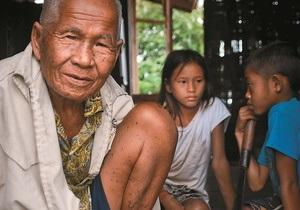 Ждите ответа. Письмо из Лаоса
