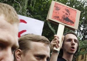 Милиция не против эксгумации тела студента, погибшего в киевском РОВД