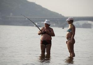 Бригинец призывает мэрию обнародовать данные о состоянии водоемов Киева