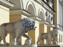 В историческом здании в центре Москвы обрушились перекрытия
