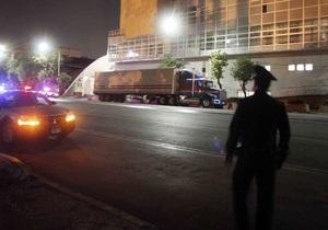 В Мексике арестован наркобарон, подозреваемый в массовых убийствах