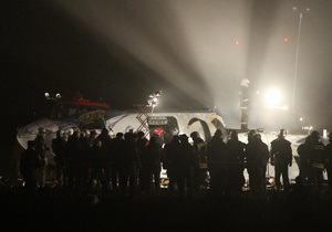 Гендиректор Южных авиалиний считает, что самолет с болельщиками разбился из-за ошибки пилота