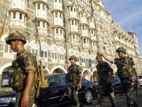 В отеле Тадж Махал произошли мощные взрывы