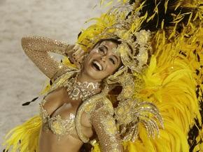 В Рио-де-Жанейро стартует знаменитый карнавал