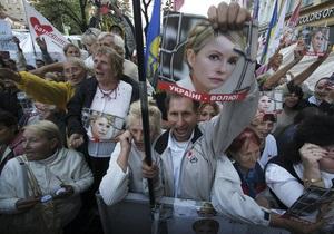 Завершение переговоров по ассоциации с ЕС зависит от ситуации вокруг Тимошенко - президент ЕНП