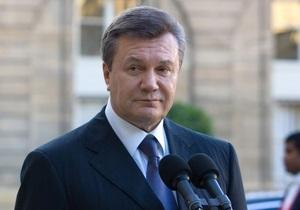 Янукович подписал закон, расширяющий его полномочия